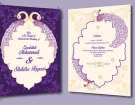 #48 untuk wedding ceremony invitation card oleh sumaya15