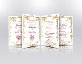 #46 untuk wedding ceremony invitation card oleh riadhassanpgd