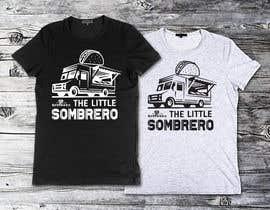 #155 para T-Shirt Design Little Sombero por Unique05