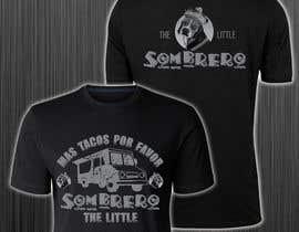 #183 para T-Shirt Design Little Sombero por azmiridesign