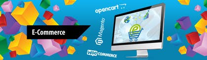 #10 for Design eines Banners for Onlineshop Startbanner af Nihadricci