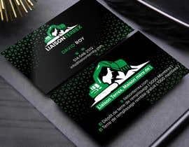 #760 untuk Design business card oleh sadekursumon