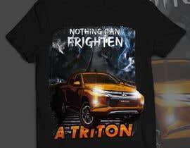 #9 для Travel More Stream Less tshirt от darkribbon