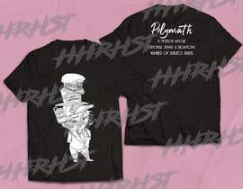 #19 for Polymath t shirts af hhrhst