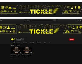 Nro 92 kilpailuun Design a YouTube channel banner and art käyttäjältä becretive