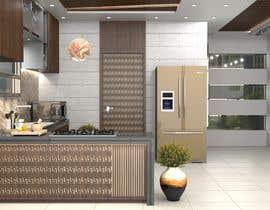 #32 untuk 3D Rendering of a Kitchen Design oleh dotdibs