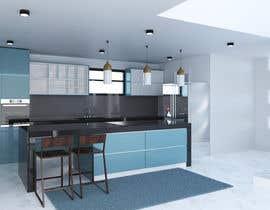 #11 untuk 3D Rendering of a Kitchen Design oleh manishrathva