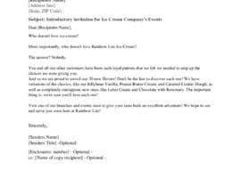 #4 for writer needed for business letters. af EngrSaleem53