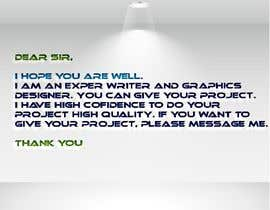 #3 for writer needed for business letters. af islamrobiul505