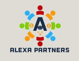 Nro 124 kilpailuun Logo : Alexa Partners käyttäjältä iffatjahan369