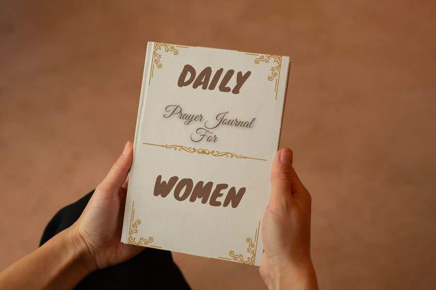 Bài tham dự cuộc thi #                                        80                                      cho                                         KDP Paperback Book Cover for a Prayer Journal