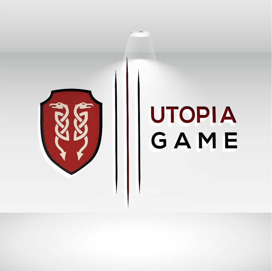 Bài tham dự cuộc thi #                                        31                                      cho                                         Utopia Game Home Page and Logo