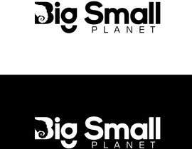 #257 for Build a logo for my nonprofit called Big Small Planet af laurenceofficial