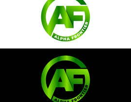 #60 for Alpha Frontier Logo by laurenceofficial
