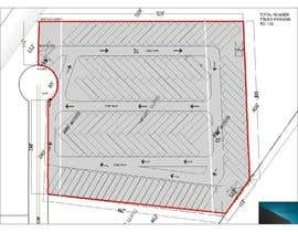 #9 for Truck parking layout by prakasharch1040