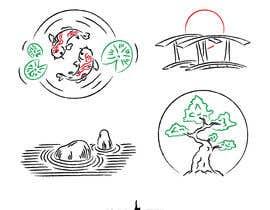 #12 untuk line art for background drawings on website oleh KatzePose