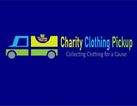 #29 for Charity Clothing Pickup Logo by ronyKkr