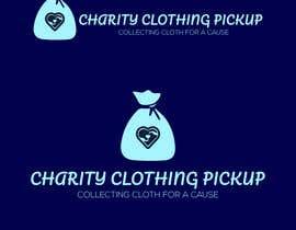 #21 for Charity Clothing Pickup Logo by MdShalimAnwar