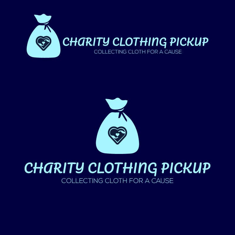 Contest Entry #                                        22                                      for                                         Charity Clothing Pickup Logo
