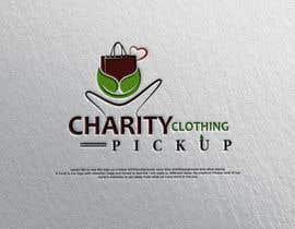 #3 for Charity Clothing Pickup Logo by farhanali34538