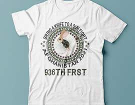 #53 for t-shirt/patch design af bdmah