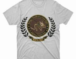 #57 for t-shirt/patch design af sadmanshakib9
