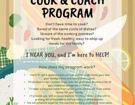 Fynnjwa tarafından Flyer for a cooking program için no 40