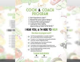 janicimondol18 tarafından Flyer for a cooking program için no 192