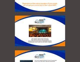 Nro 122 kilpailuun WIFI Company Powerpoint presentation for music festivals and Events with motion käyttäjältä affanfa