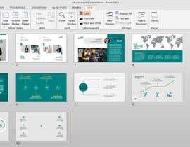 Nro 115 kilpailuun WIFI Company Powerpoint presentation for music festivals and Events with motion käyttäjältä labgraphy