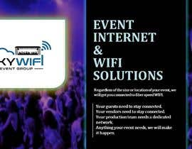 Nro 116 kilpailuun WIFI Company Powerpoint presentation for music festivals and Events with motion käyttäjältä SnSfreelancer06