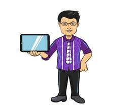 #28 for Da Tech (cartoon) Guru by sunagoktuna