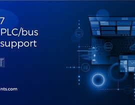 Nro 3 kilpailuun Banner design for technical platform käyttäjältä arahmanp77