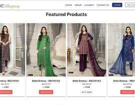 #28 untuk Build me a website with shopping cart, mobile app and design a logo oleh mashukmak