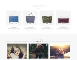 #14 untuk Build me a website with shopping cart, mobile app and design a logo oleh kaziridoy472