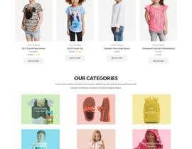 #17 untuk Build me a website with shopping cart, mobile app and design a logo oleh freelancerimra59
