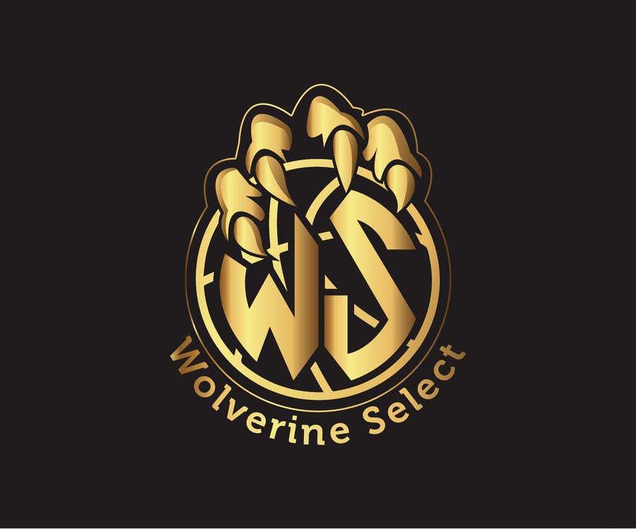 Konkurrenceindlæg #                                        43                                      for                                         Logo for Basketball team (Wolverine Select)