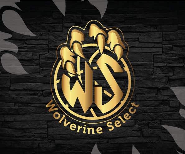 Konkurrenceindlæg #                                        45                                      for                                         Logo for Basketball team (Wolverine Select)