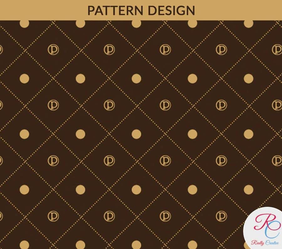 Contest Entry #                                        65                                      for                                         Design a repetitive pattern for our brand