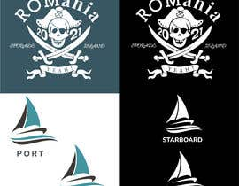 #28 for 3 logos in corel for a piarte and sailing inspired t-shirt by paulall