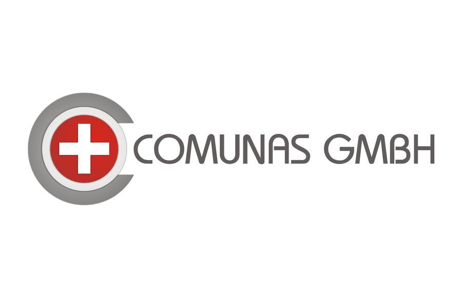 #59 for Design of a logo for Comunas GmbH by noelniel99