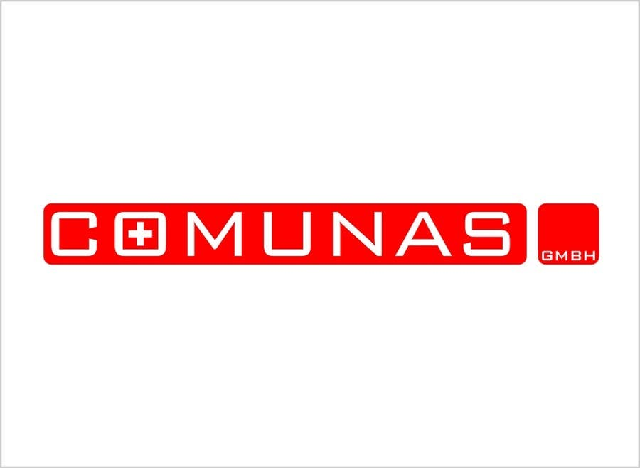 #33 for Design of a logo for Comunas GmbH by designisafeeling