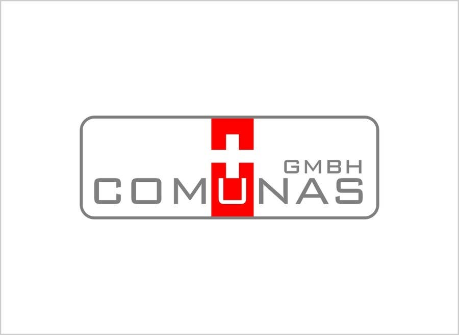 #34 for Design of a logo for Comunas GmbH by designisafeeling