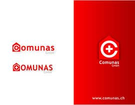 nº 49 pour Design of a logo for Comunas GmbH par finedesign83