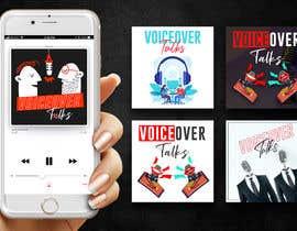 #19 para Design Cover Art for new Voiceover Themed Podcast por imranislamanik