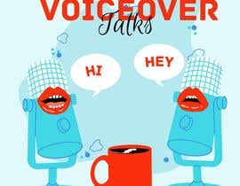 #41 para Design Cover Art for new Voiceover Themed Podcast por SolLopez4