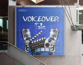 #42 para Design Cover Art for new Voiceover Themed Podcast por CatLana
