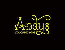 Nro 137 kilpailuun Logo for Hair Product called Andy's Volcanic Ash käyttäjältä anubegum