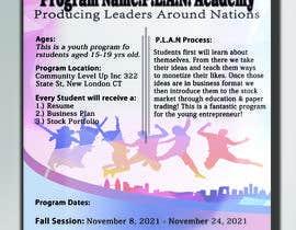 #3 para Flyer for educational program por sararmama2