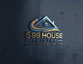 #162 cho $99 House Painter Logo bởi mozibulhoque666
